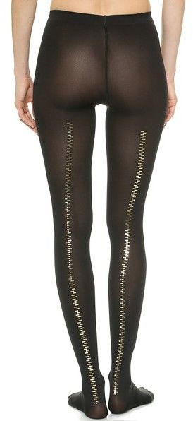 1319d815330b4 Shop for Zip Tights by Wolford at ShopStyle. Now for Sold Out ...