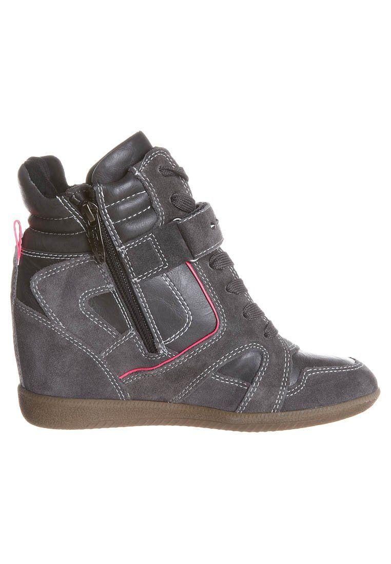 Sneaker high - graphite