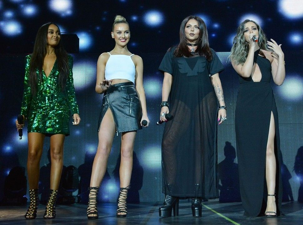 Little Mix Performing Secret Love Song with Jason Derulo on