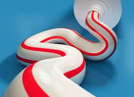 Image result for broken curved lines abstract
