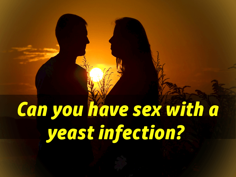 Oral sex and yeast infections