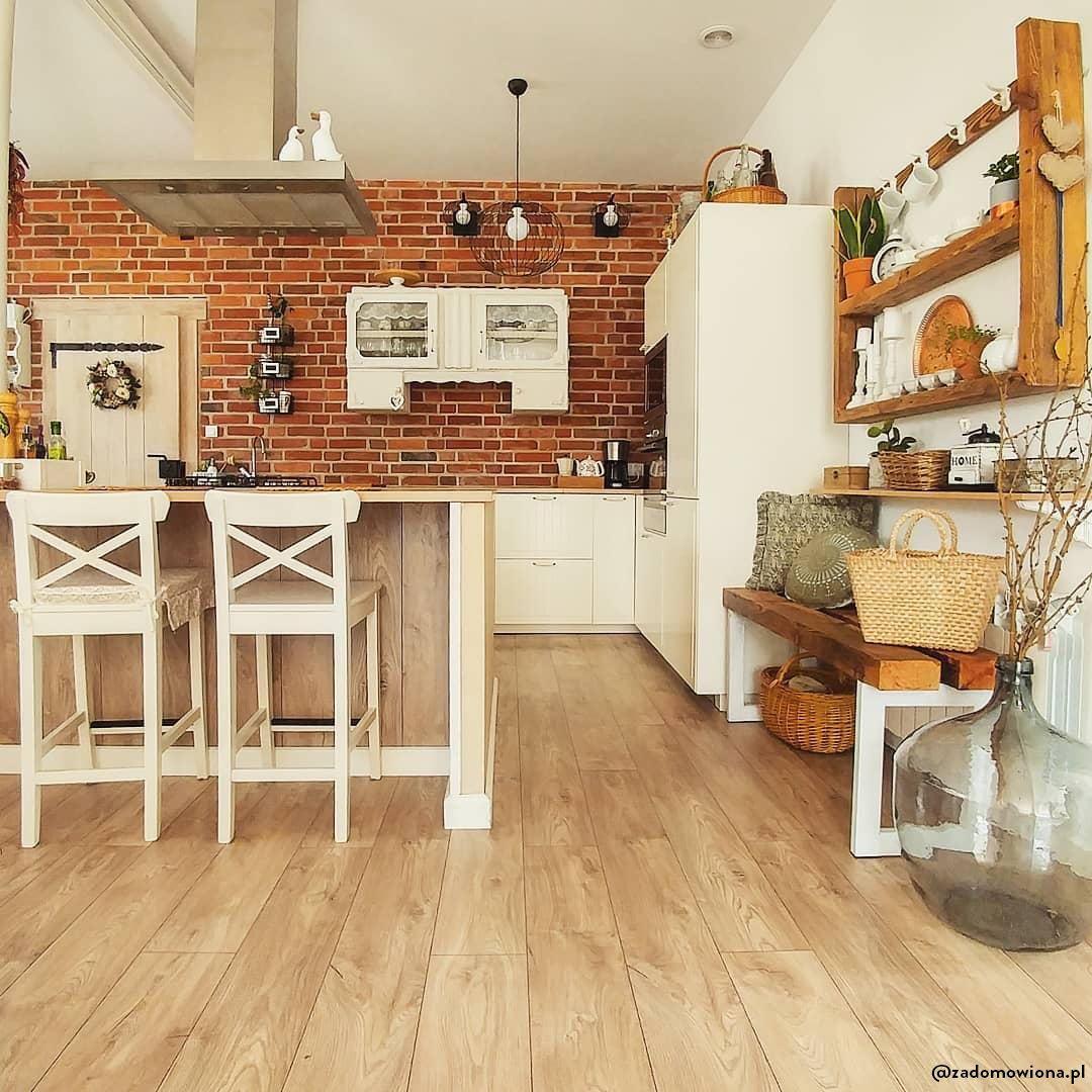 Idee per una cucina rustica Tra lo stile rustic chic e lo