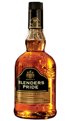 Blenders Pride Blended Indian Whisky 750ml Whisky Blender Whisky Bottle