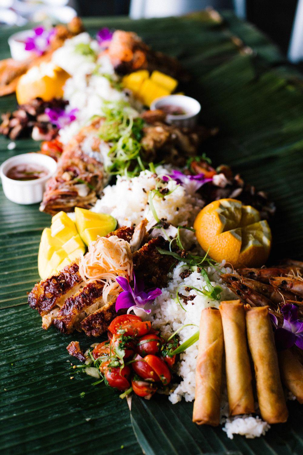 Kamayan Dinner Filipino Recipes Filipino Breakfast Food