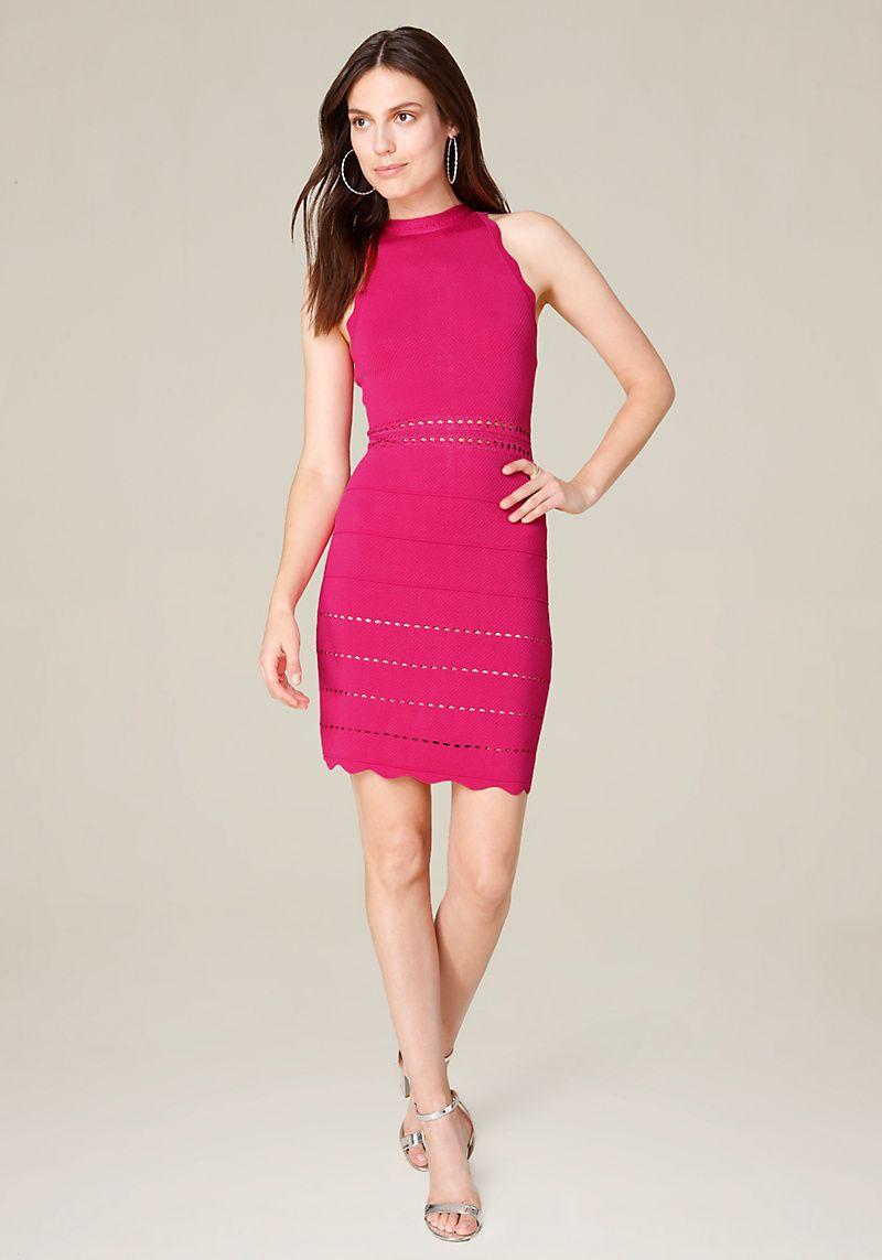 880adb1fd61 Elissa+Scallop+Edge+Dress