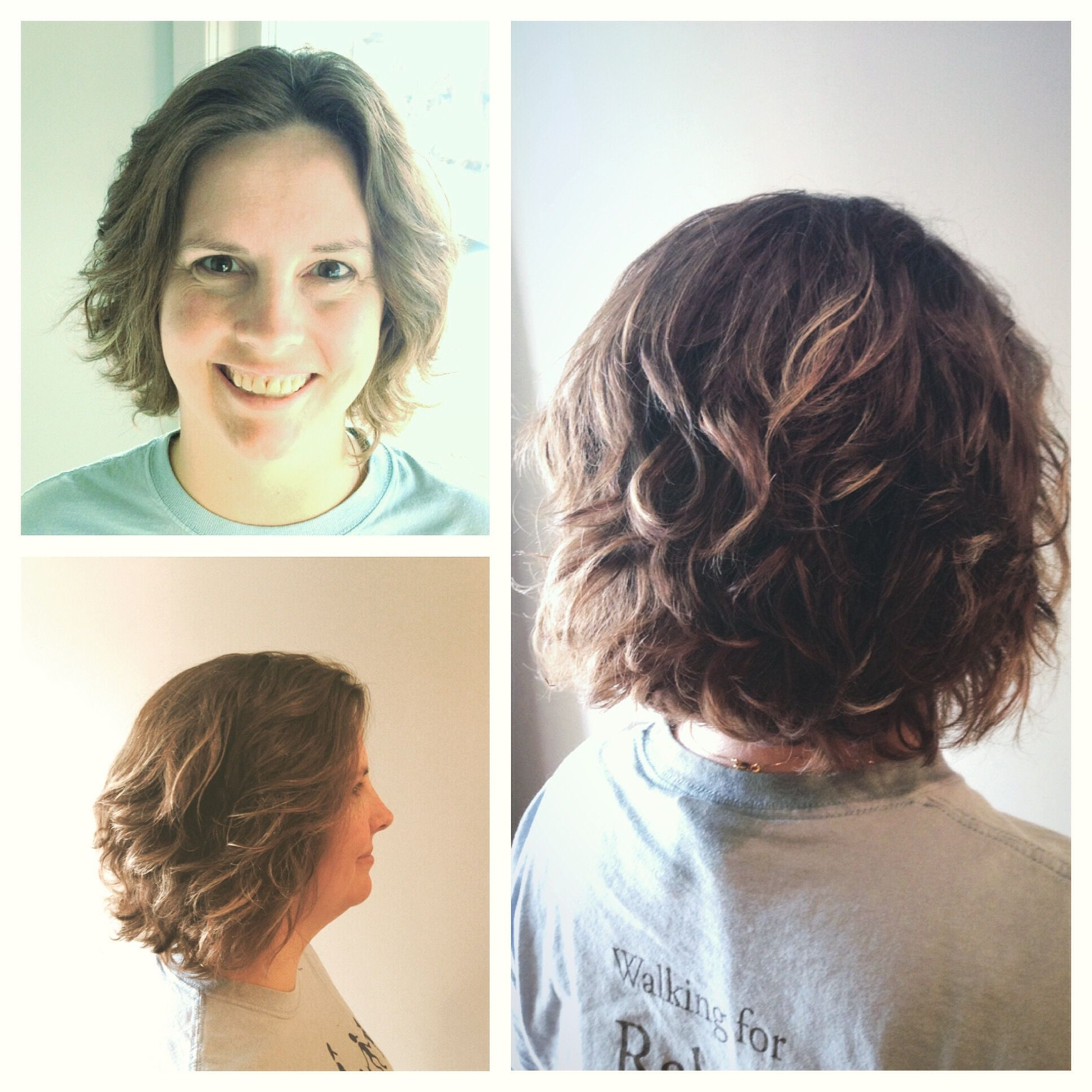 Image Result For Spiral Perm Before And After Permed Hairstyles Long Hair Perm Short Permed Hair