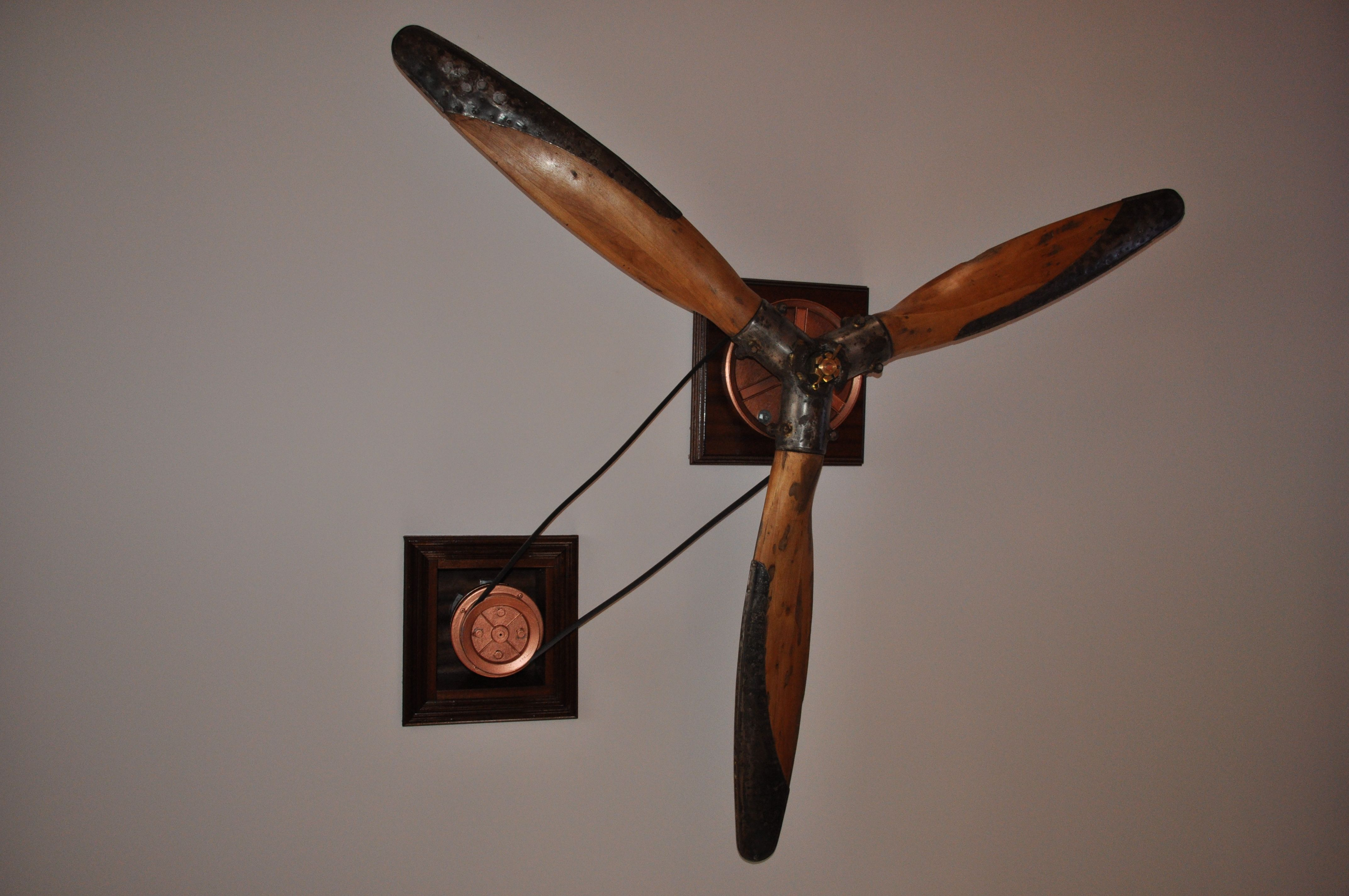 Vintage ceiling fans with lights - Belt Ceiling Fan Study