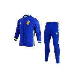 3e1261d009a Survêtement De Football Adidas Performance Espagne Euro Uefa 2016  Euro2016   Espagne