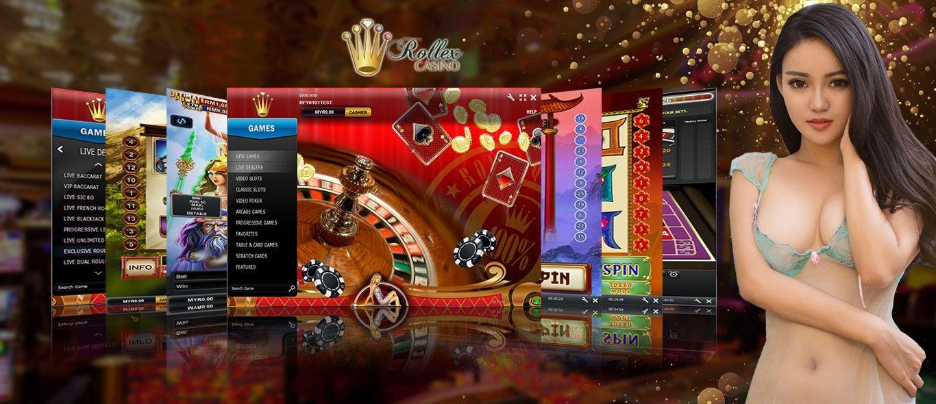 Rollex casino free credit