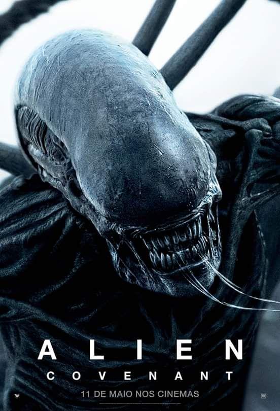 Assista A Cenas De Alien Covenant Filmes De Terror Filmes E