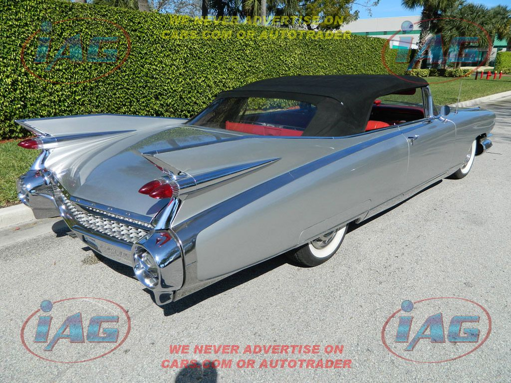 1959 Cadillac Eldorado Biarritz For Sale | Cars 1950-70/s ...