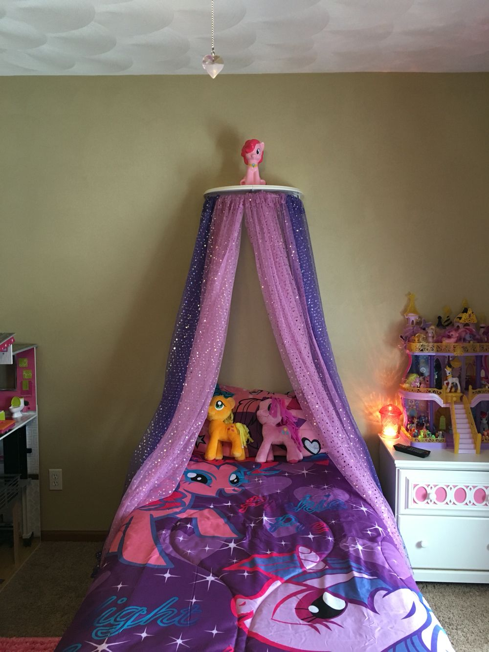 My Little Pony Room My Little Pony Bedroom Little Girl Bedrooms