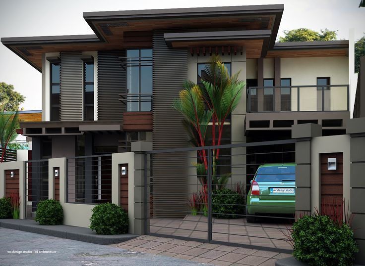 Modern Home Exteriors with Stunning Interior
