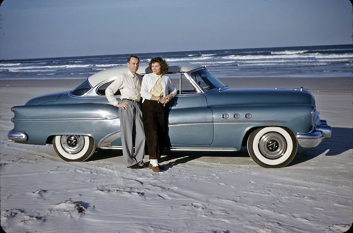 Daytona Beach, Florida, 1950