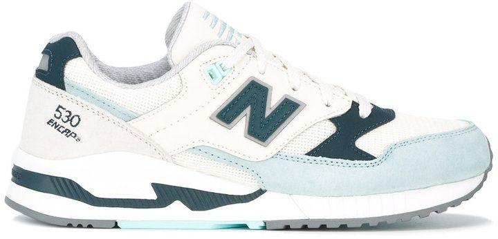 site réputé 69290 5ff37 New Balance 530 'Encap' logo trainers #newbalance #sneakers ...