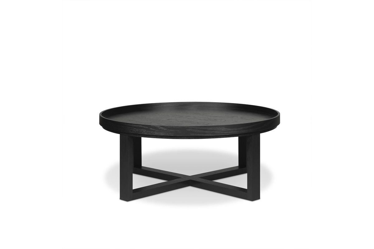 Dehkha Coffee Table In Black By Acme At Gardner White Table Coffee Table Perfect Side Table [ 800 x 1200 Pixel ]