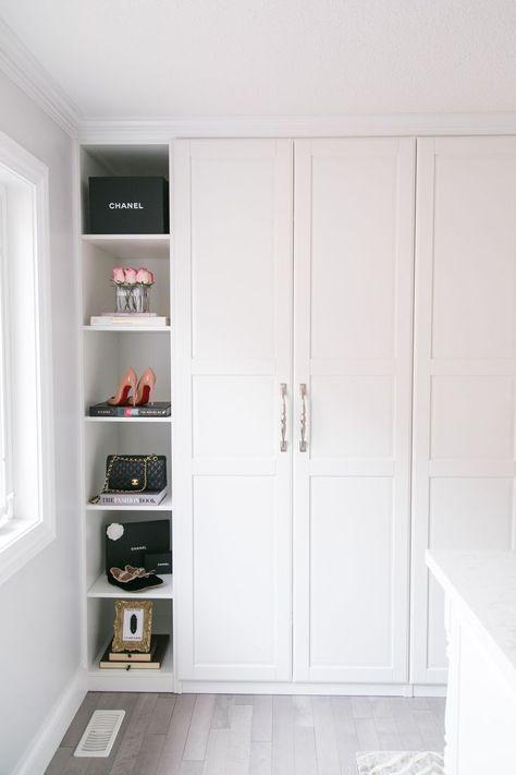 Living in Sweaters Build a closet, Closet renovation
