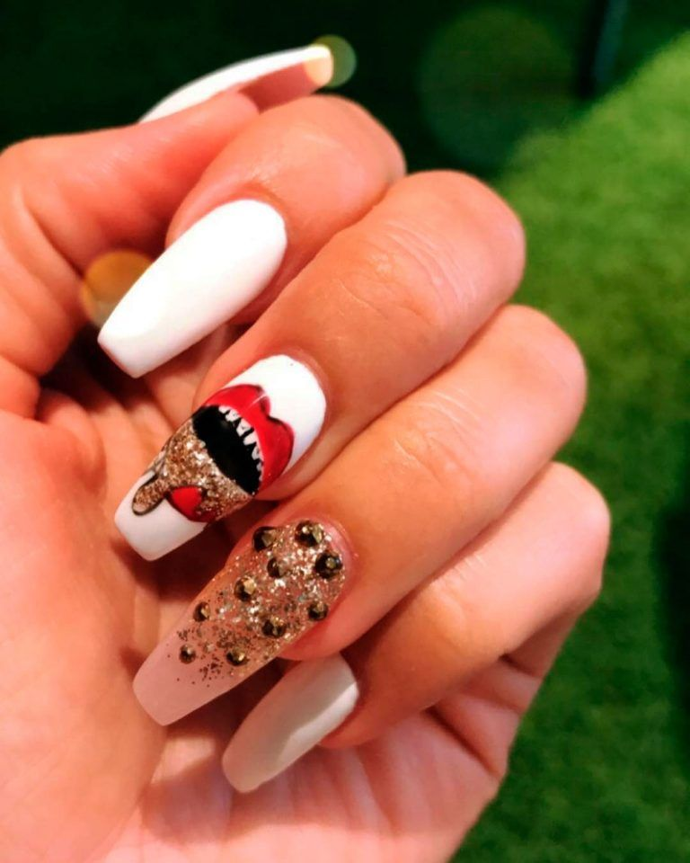 The Best Halloween Nail Designs In 2018 Nails N Shoes Pinterest
