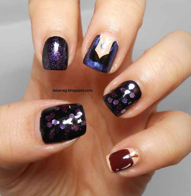 Once upon a time nail art challenge favourite villain evil queen once upon a time nail art challenge favourite villain evil queen prinsesfo Images