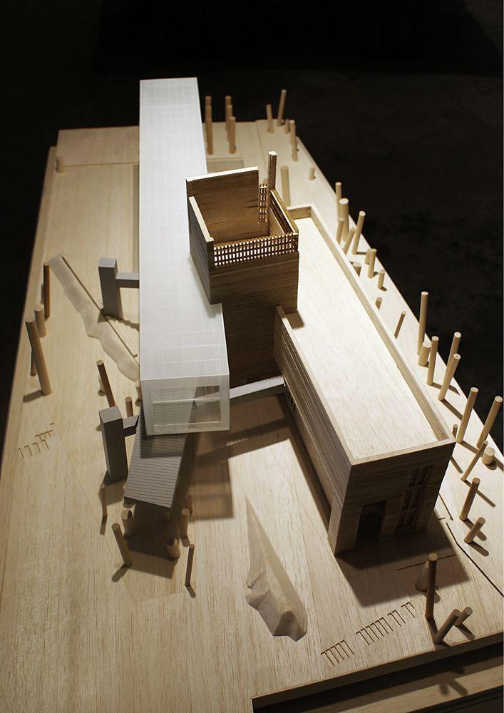Gallery Of Iaa Library Building Symbiosis Designs Ltd 9 Architecture Model Concept Architecture Architecture Presentation