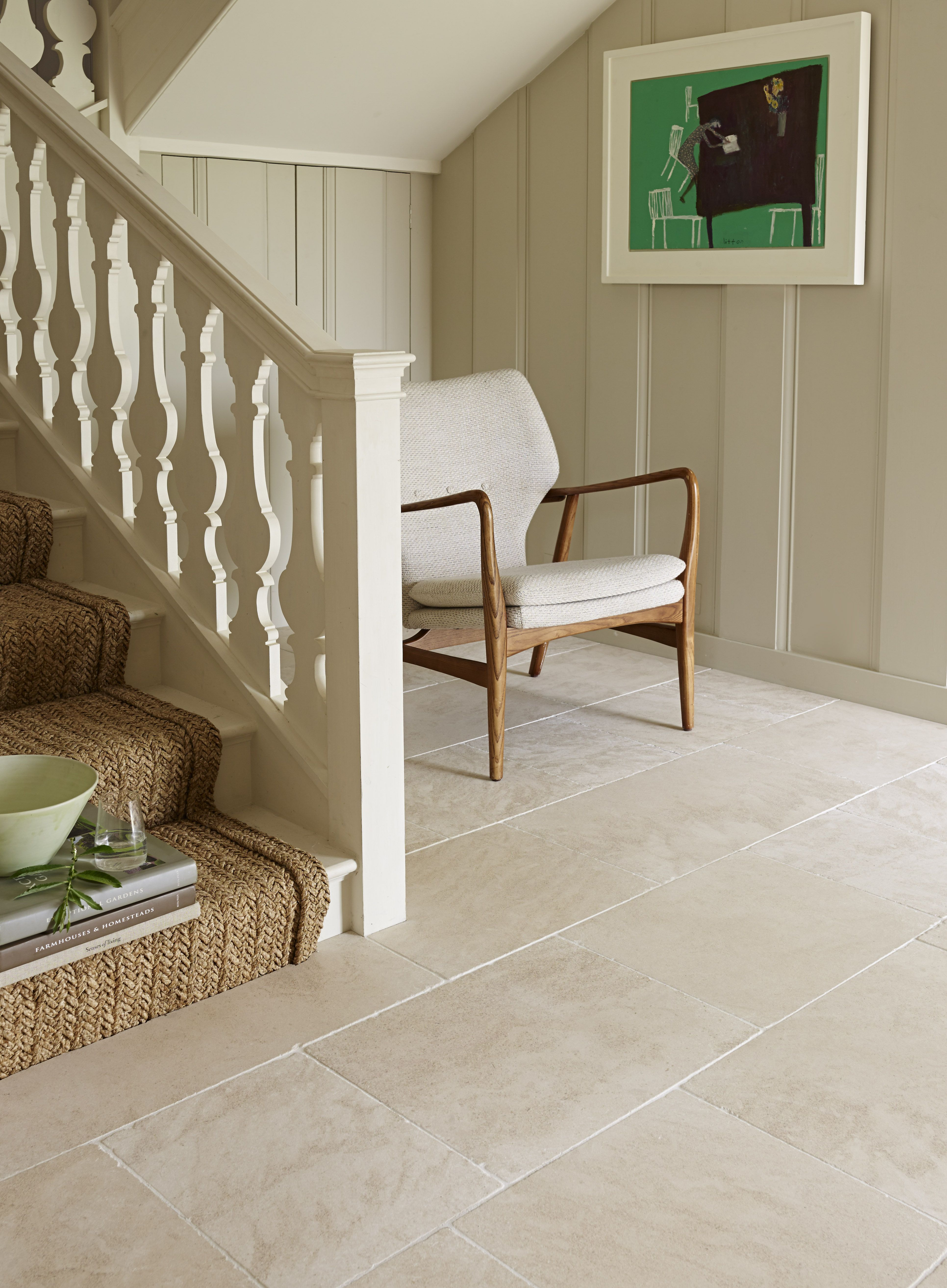 St sernin tumbled limestone tiles from original styles earthworks kitchen tiles beige moleanos beige tumbled limestone floor tiles create and elegant and timeless look doublecrazyfo Image collections