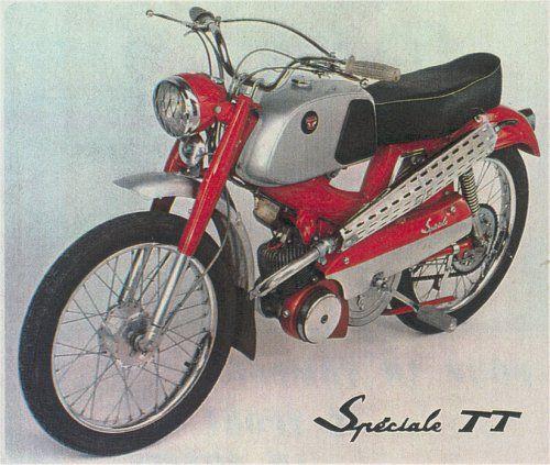 Motob cane sp ciale tt motobecane pantin ile de france for Garage pantin citroen