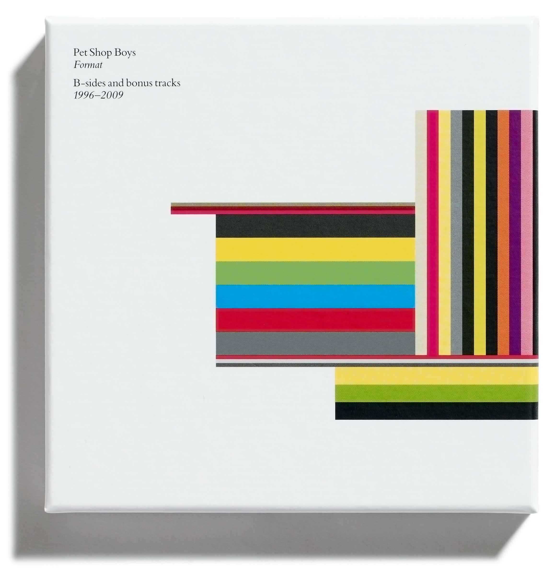 For The Record Monotype Pet Shop Boys Album Design Minimal Patterns