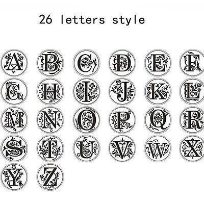 New Korean Letters Retro Wax Seal Wax Seal Stamp Letter Suit Suit - gift letters