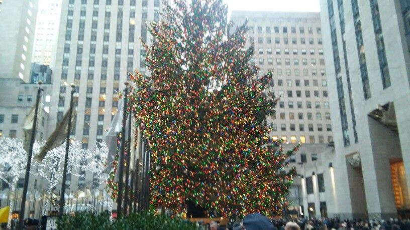 Rockerfeller Tree