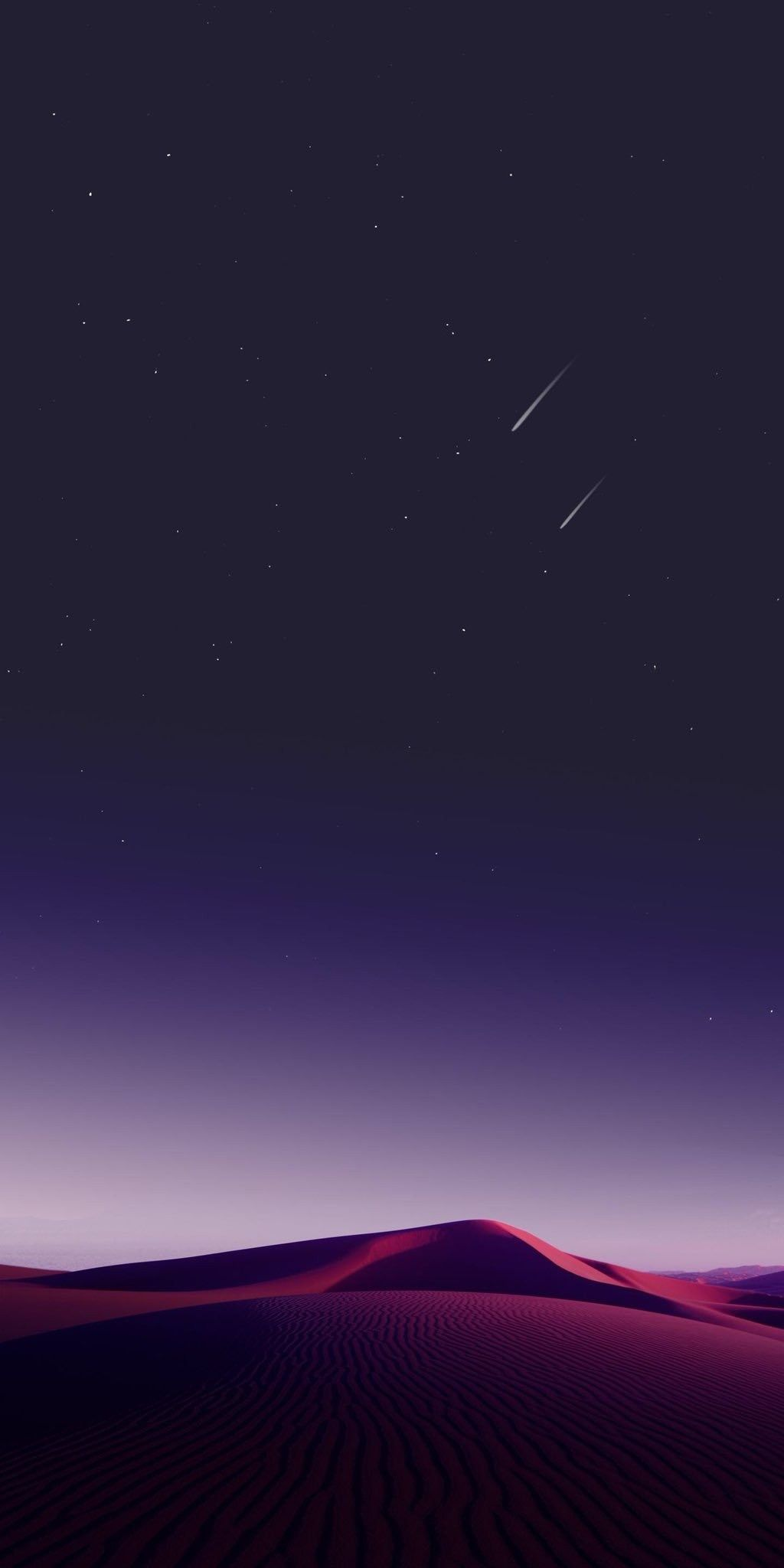 Night Stars Sky Purple Mountain Wallpaper Clean Galaxy Colour Papel De Parede Paisagens Papel De Parede Para Iphone Papel De Parede Para Samsung Galaxy