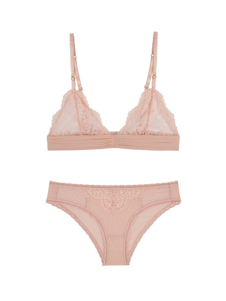 Stella McCartney's bralet is lovely