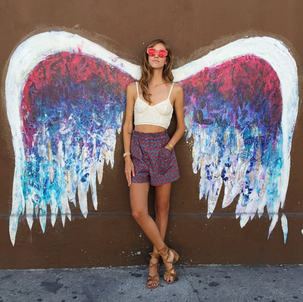 Bold & Pop Your Guide to Colorful Walls Los Angeles