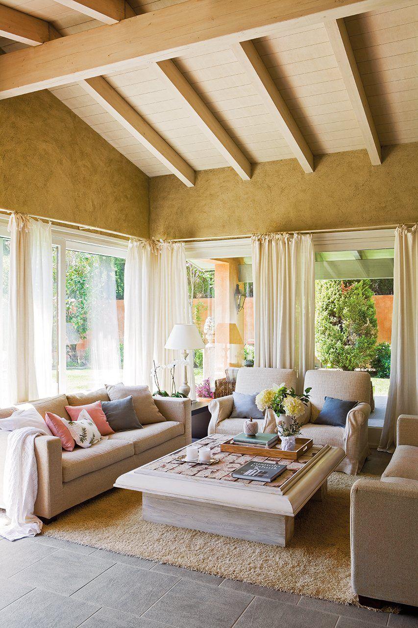 Decora tu casa con las piezas de el mueble - Casas de campo el mueble ...