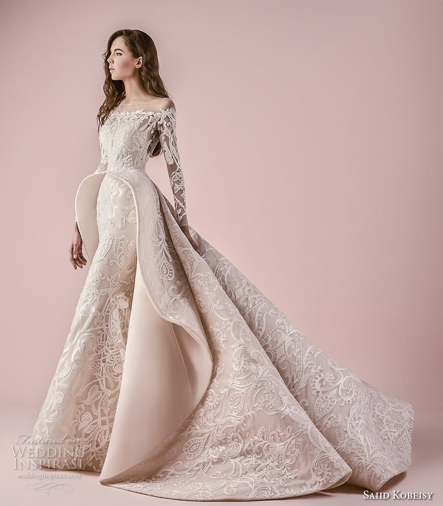 Long dresses for 2018