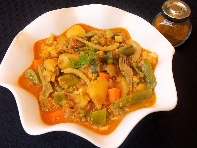 Cocinando con Lola García: Curry casero