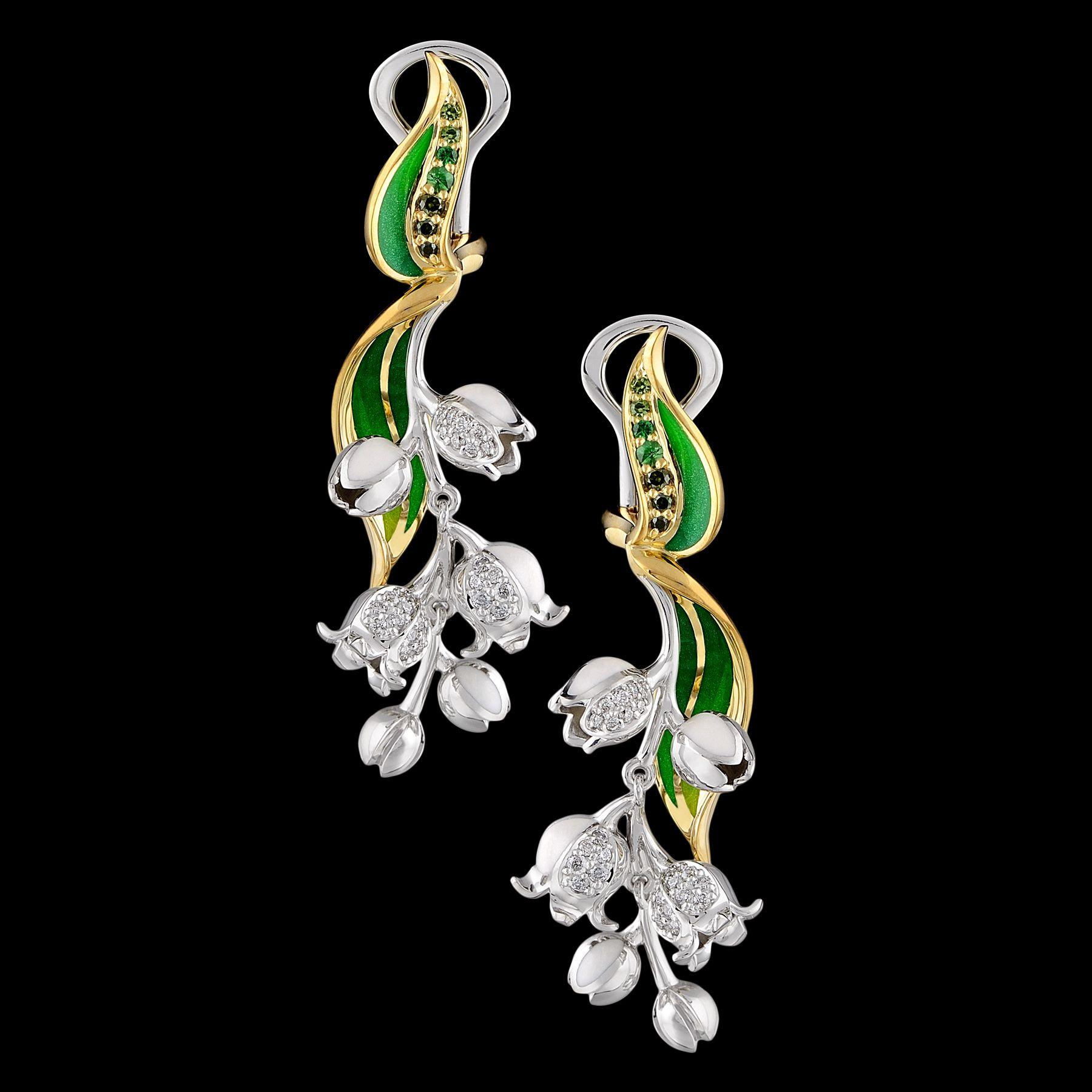 Diamond Flowers Collection