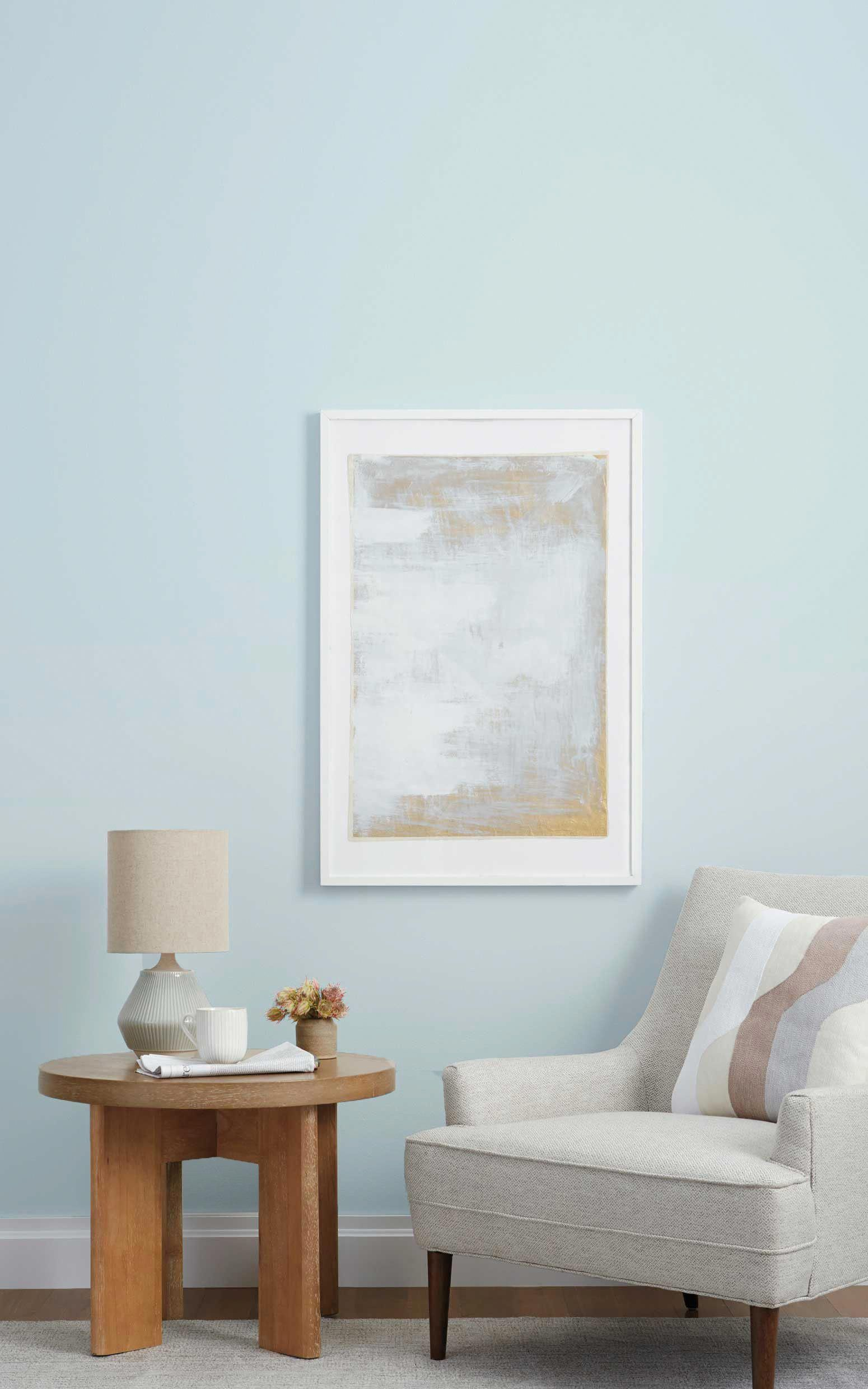 Frozen   Interior Wall Paint   Clare   Clare # ...