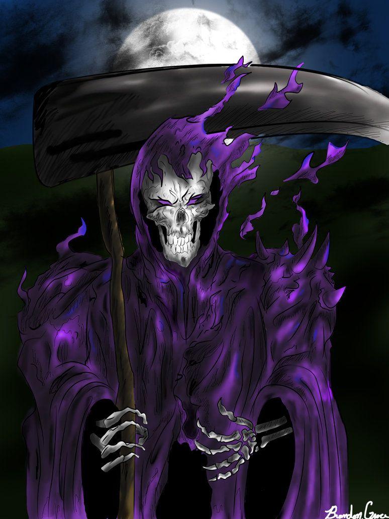 female grim reaper grim reaper by brandongroce123 grim reapers pinterest tod. Black Bedroom Furniture Sets. Home Design Ideas