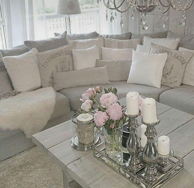 Shabby Chic Living Room Gallery Ideas 71