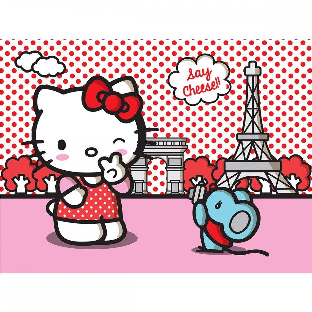 Hello Kitty Paris Wallpaper Google Search
