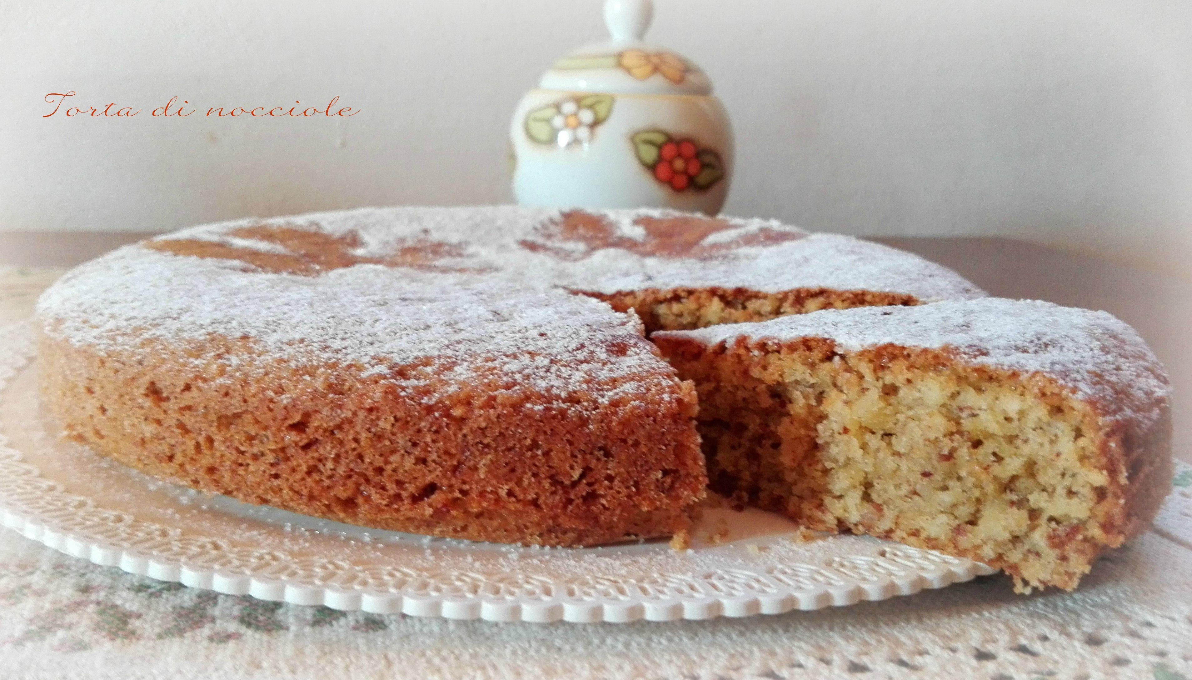 Photo of Torta alle nocciole profumata al caffè