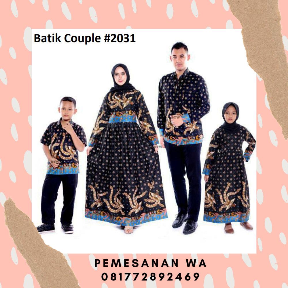 Pin di Batik Couple
