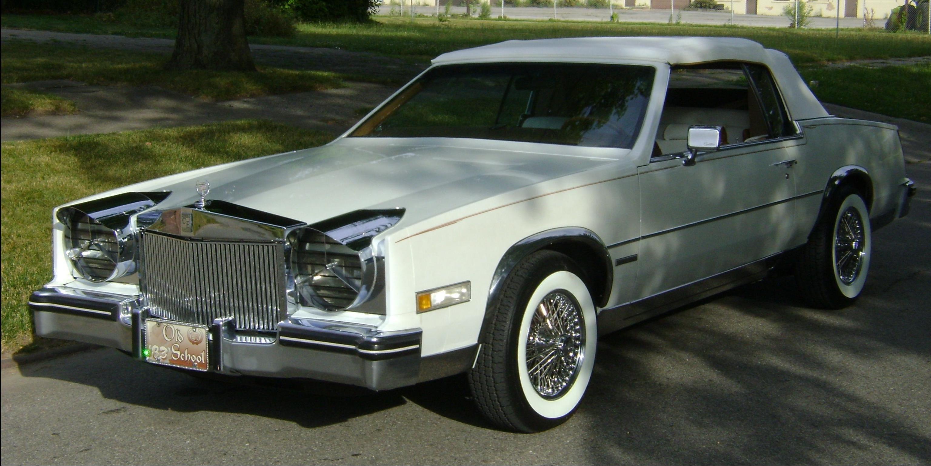 Cadillac El Dog Kleanfacer Whipz Cadillac Cadillac