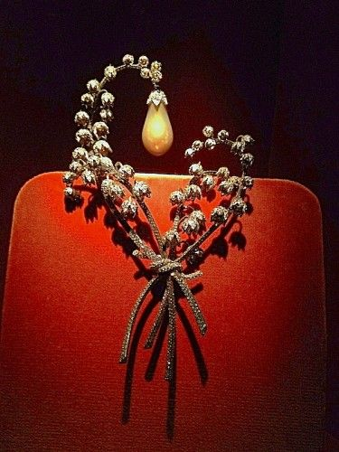 75f0f2a6ba96 JAR Lily of the Valley Brooch
