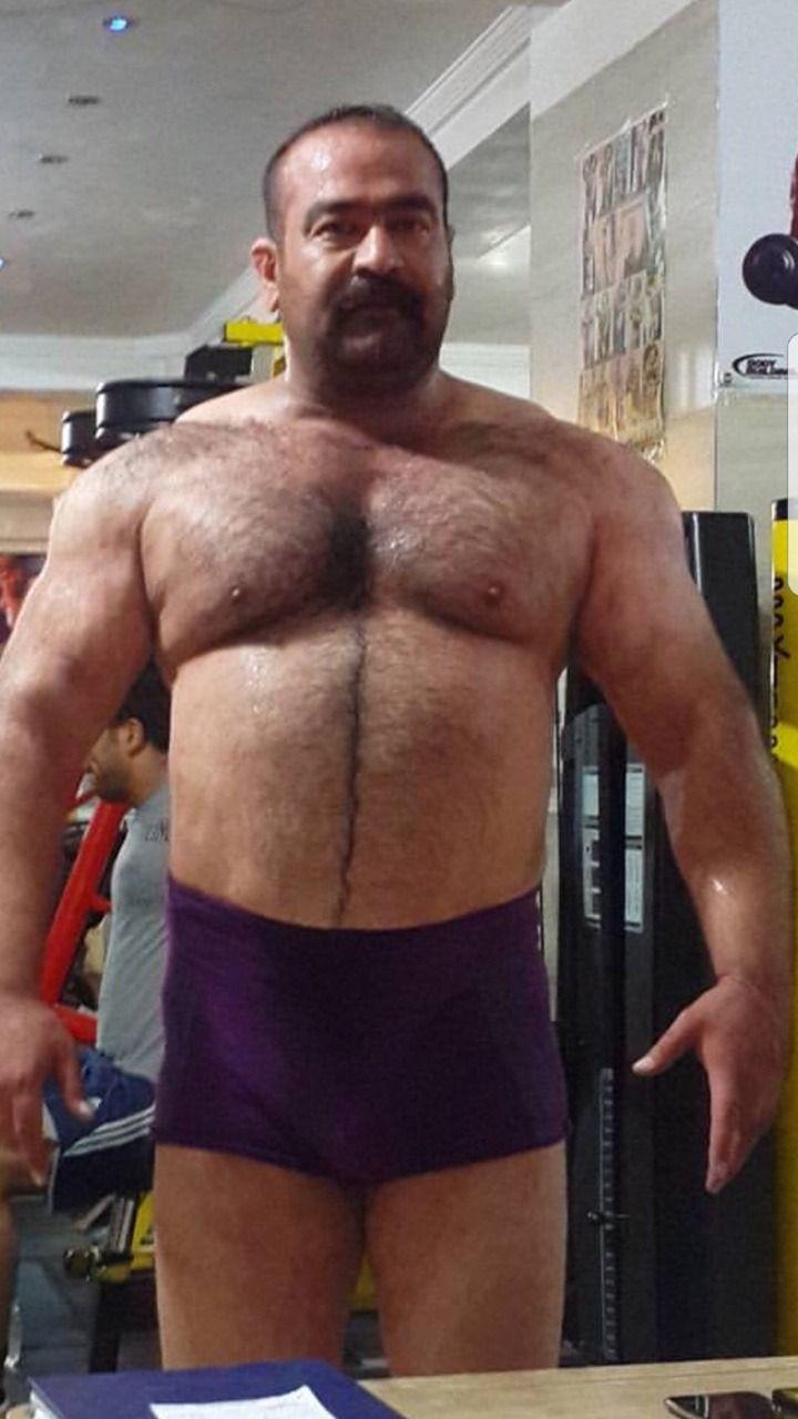 Muscle Woof On Instagram Bears: BEAR MUSCLE DADDIES In 2019