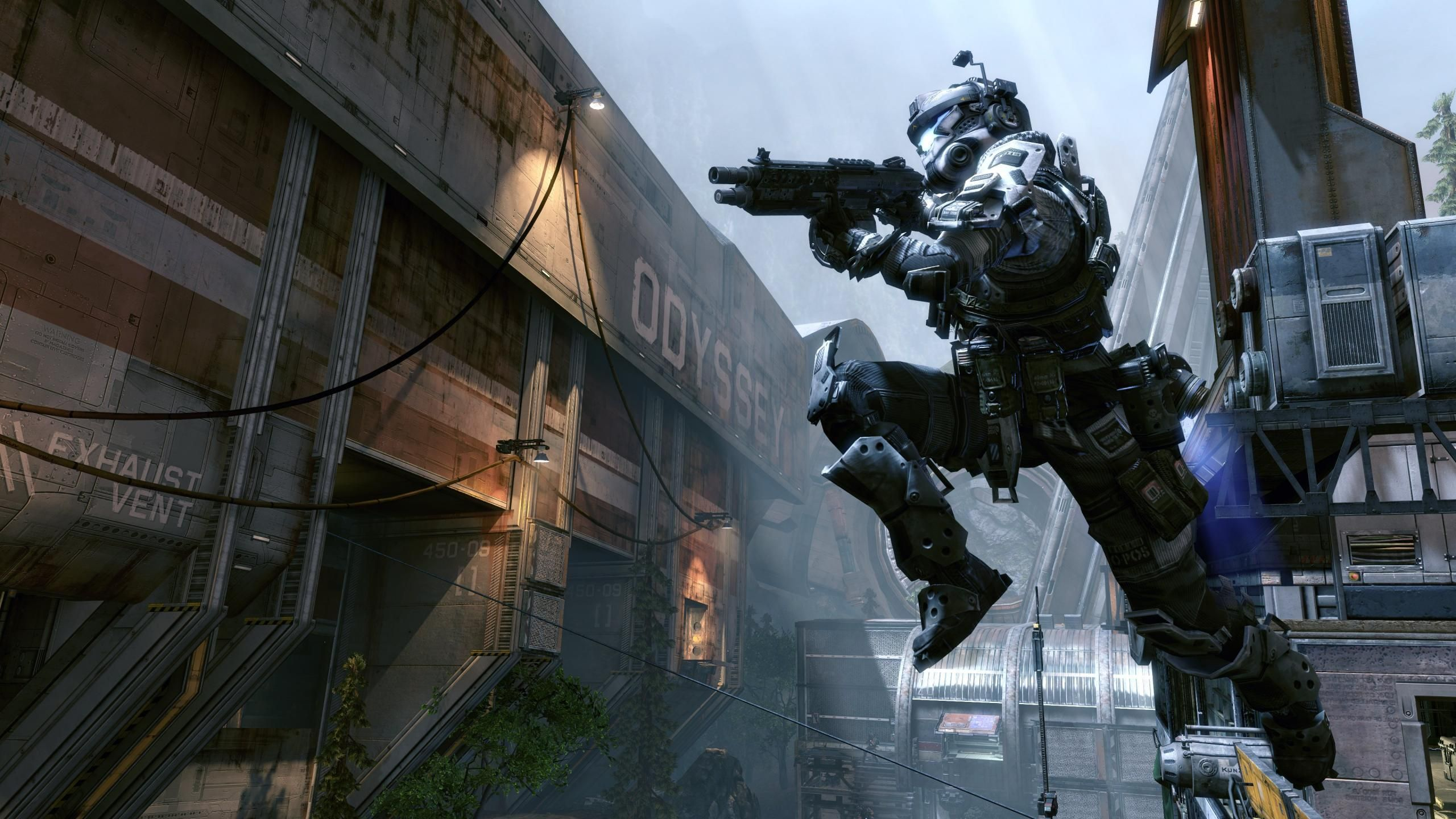 free-to-play version of titanfall heading to pc in asia | articles