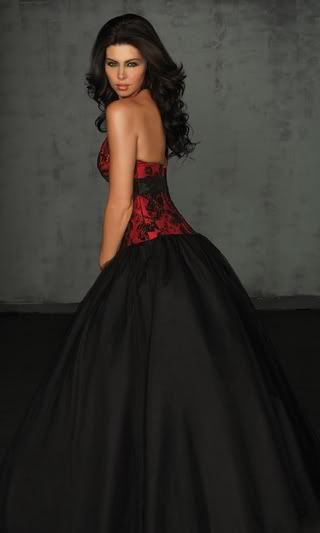 black and red prom dresses | Wedding Boston | Pinterest | Prom ...