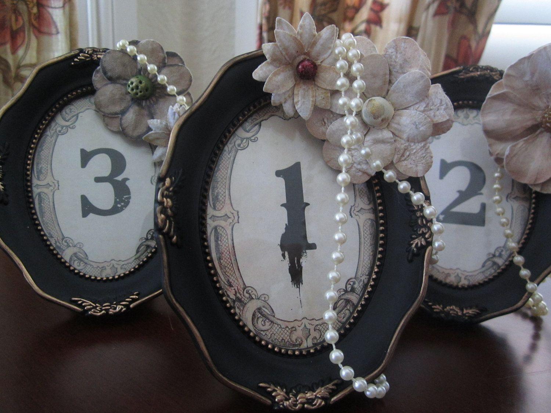 Steampunk Wedding Gifts: Elegant Christmas Wedding Table
