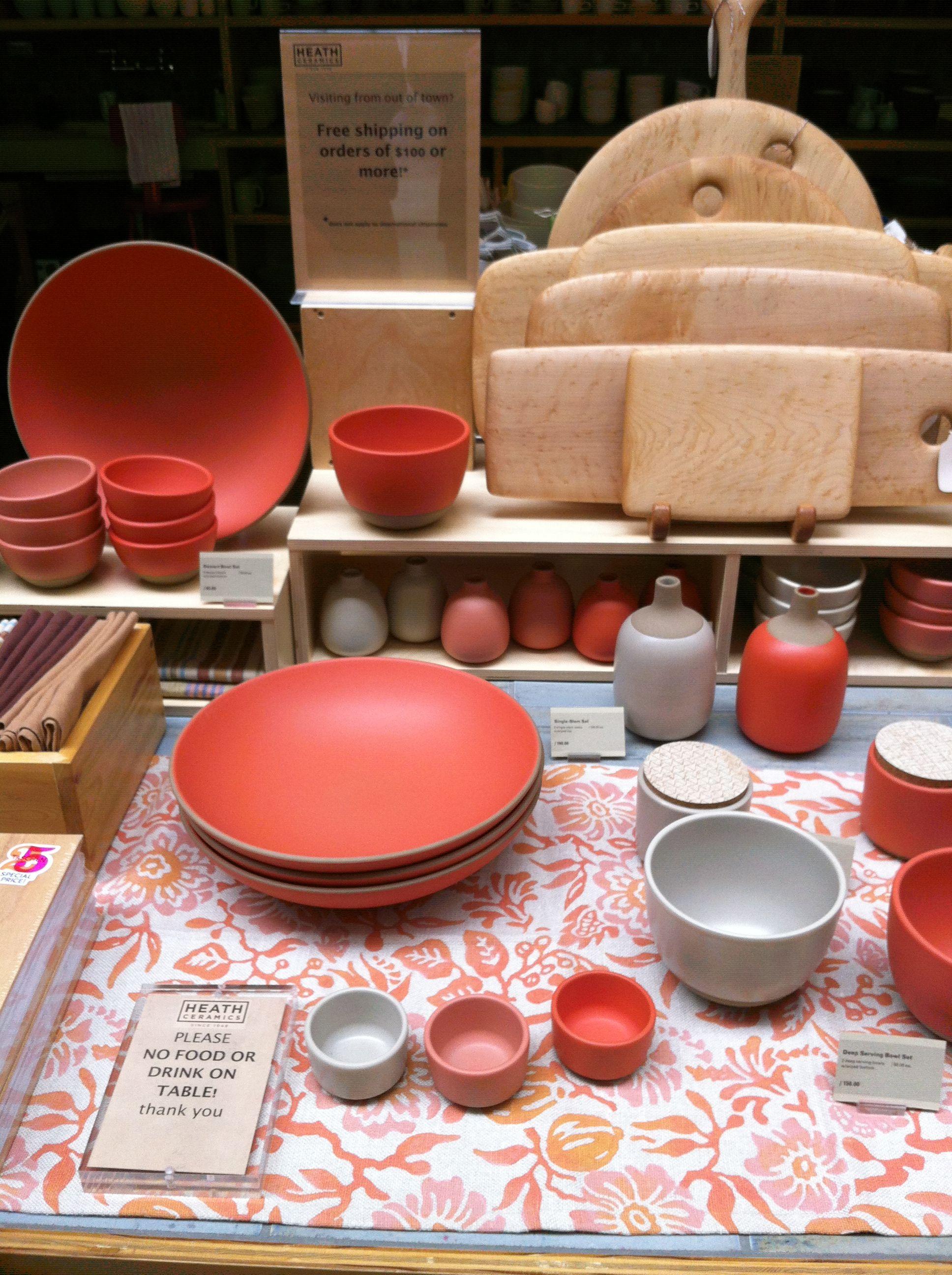 Home Heath Ceramics Heath Ceramics Ceramics Ceramic Dinnerware