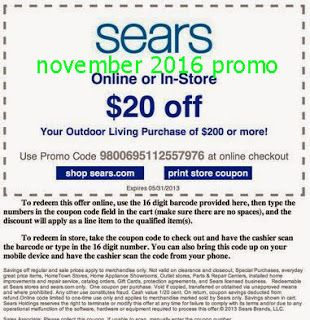 sears pictures coupons printable